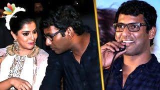Vishal & Varalakshmi Back Together Again ? | Latest Tamil Cinema News