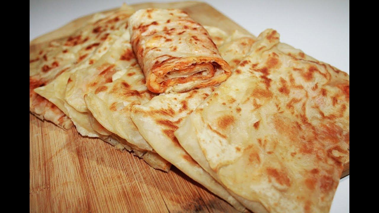 Patatesli GÖZLEME Tarifi - Nefis El Açması Gözleme Tarifi ♥