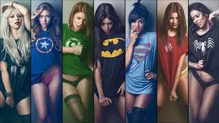 Funky Disco House by Cole 2017 (Superheroes Women)