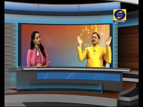 Breakfast Show  Interview with S.V.Satyanarayana, Vice Chancellor,Telugu University