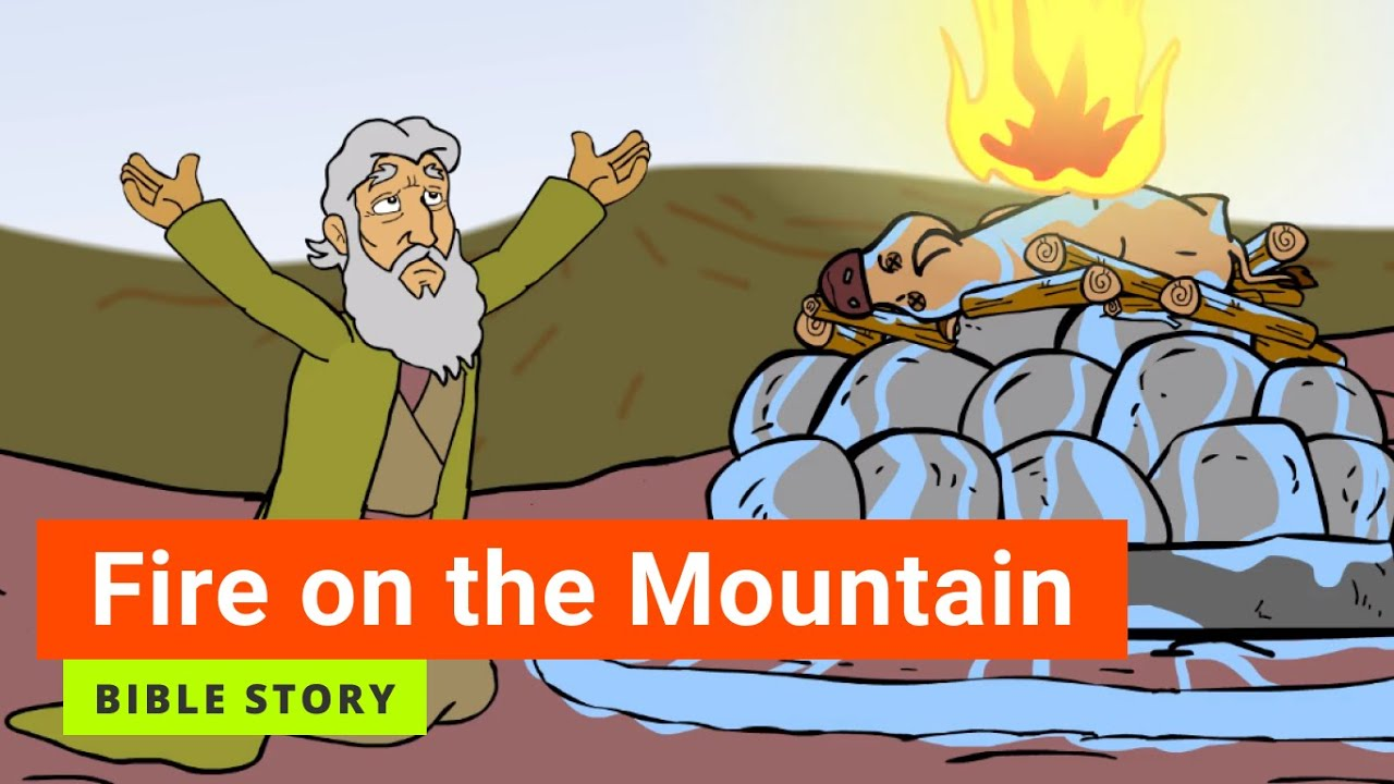 """Primary Year B Quarter 2 Episode 11 """"Fire on the Mountain"""""""