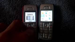 Nokia 6230 (2003) vs 6230i (2005)