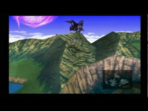 Final Fantasy VII P146 - Hunting Ultima WEAPON