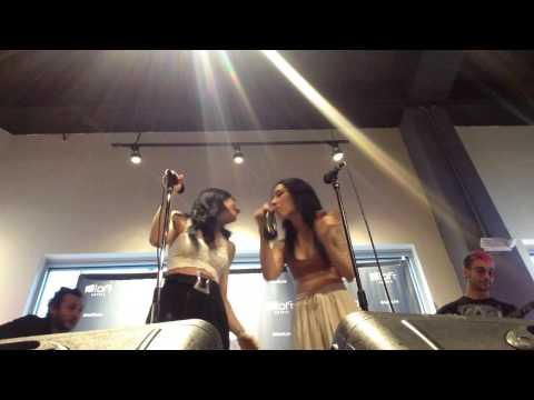 The Veronicas Aloft Live at Denver
