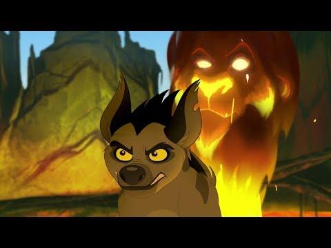 Lion Guard: Scar's Plan for Beshte | Swept Away HD Clip