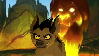 Video Lion Guard: Scar's Plan for Beshte | Swept Away HD Clip download MP3, 3GP, MP4, WEBM, AVI, FLV Oktober 2017