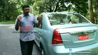 """New Mahindra Verito Test Drive""-Smart Drive 19, August 2012 Part 1"