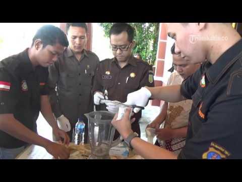 VIDEO  Sebanyak 1009,97 Gram Sabu Dimusnahkan Dengan Blender Mp3