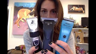 My Clipper Review! Wahl Bravura, Bonve Pet and Andis Pulse ZR II