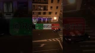 Genova, scontri tra tifosi di Genoa e Sampdoria nella notte a Marassi. #RadioSavana