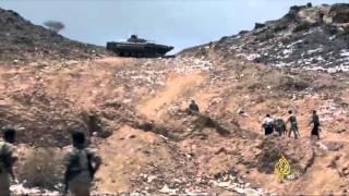 اشتباكات متقطعة باليمن قبيل سريان وقف إطلاق النار