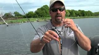 Tips on Pulling Spinner Rigs With Jeff Katzer on Devils Lake