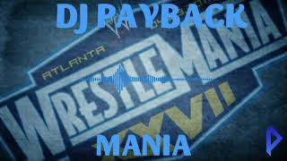 DJ Payback - Mania (Official Visualisation)