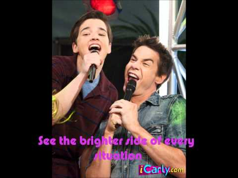 iCarly and Victorious - Leave it All to Shine Lyrics HD Great Quality
