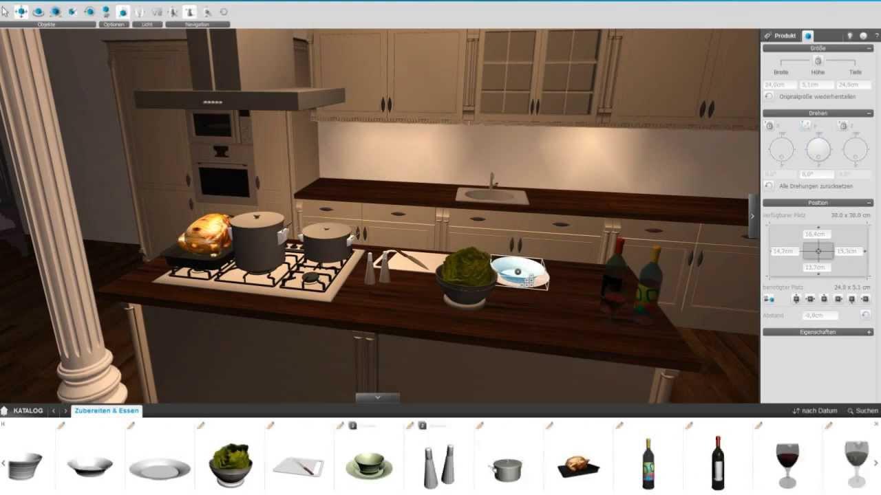 Wohnzimmer 3D Planer Abomaheber