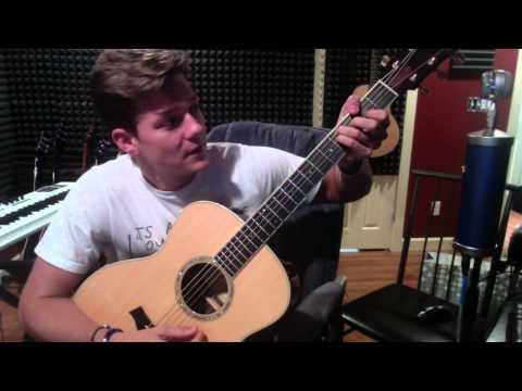 I Don't Wanna Miss This - Tyler Ward Guitar Tutorial