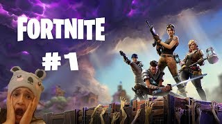 FORTNITE BATTAGLIA REALE #1 gameplay PS4 (ITA) HD 1080p