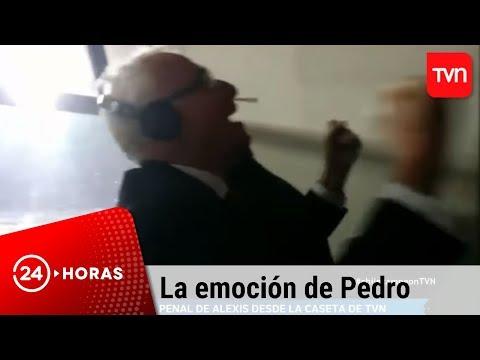 La emoción de Pedro Carcuro al ver campeón a Chile por primera vez