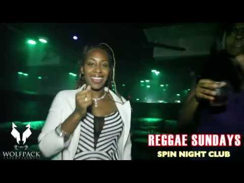 Reggae Sundays At Spin Night Club