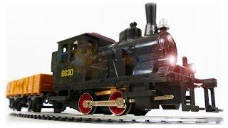 Mehano Western Train Starter Set