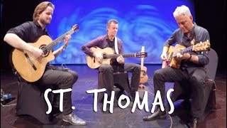 Sönke Meinen/Bruce Mathiske/Michael Fix - St. Thomas