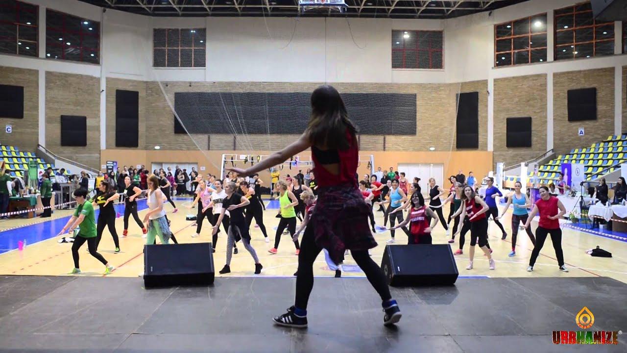 Urbhanize Fitness Convention Arad with Denisa Meszaros ...