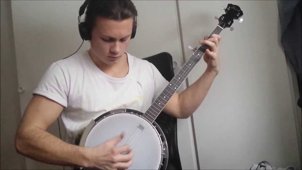 mumford-sons-i-will-wait-banjo-cover-erikk1992