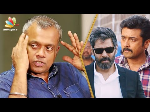 """I recovered from Dhruva Natchathiram depression through Music"" : Gautham Menon Interview 