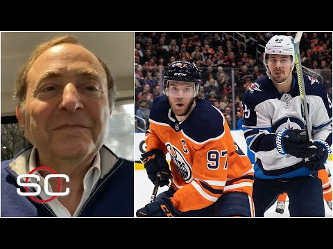 Gary Bettman Talks NHL's Plan To Resume Games With 24-team Playoff | SportsCenter