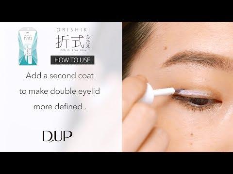 ORISHIKI   DOUBLE EYELID   PRODUCTS   D-UP Corporation