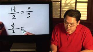Fractions & Proportions : Solטing Proportions With Mixed Numbers