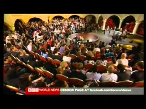Is the World Better Off with Wikileaks ? 1 of 4 - BBC Doha Debates