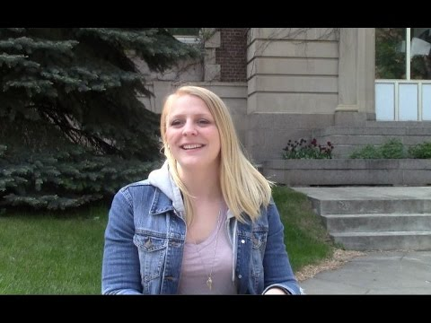 University of Alberta Students: Meet Amee from Oregon