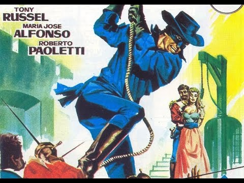Behind The Mask Of Zorro - Full Movie rare English version by Film&Clips