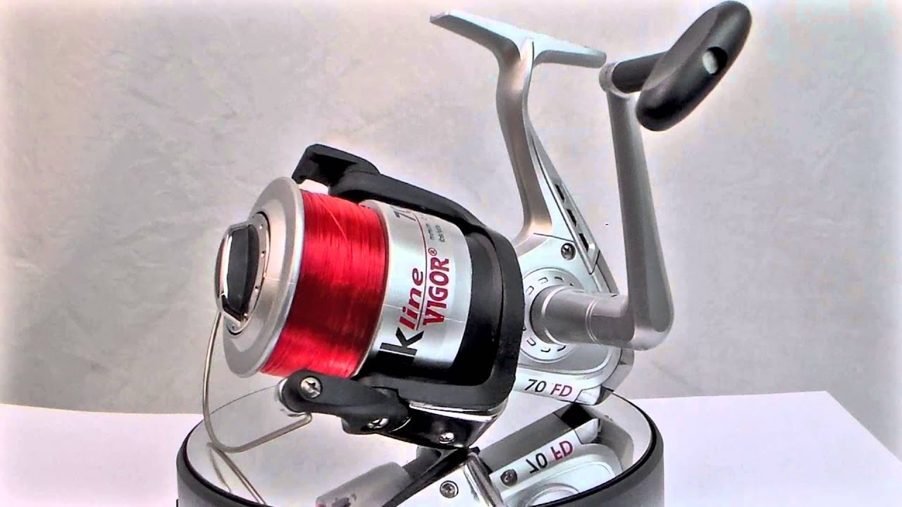 Fishing reel with pre loaded line silk 70 youtube for What do you need to get a fishing license