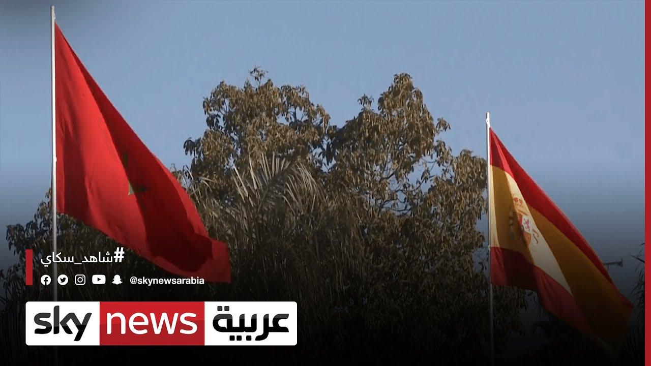 المغرب..غضب مغربي من دخول زعيم جبهة البوليساريو لإسبانيا  - 06:57-2021 / 5 / 9