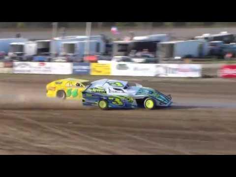 Dacotah Speedway IMCA Modified Heats (6/15/18)