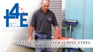T4E - Water Supply and Fittings