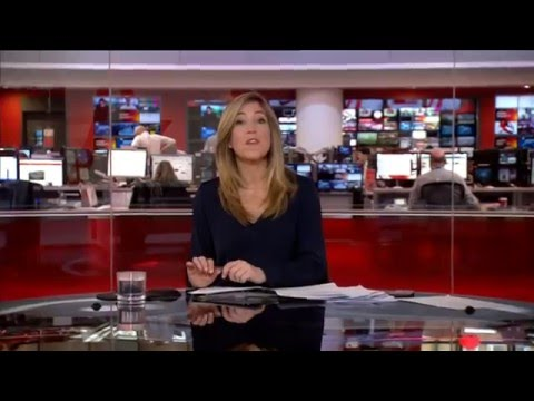 BBC Newsroom Live: Titles - 29th March 2016