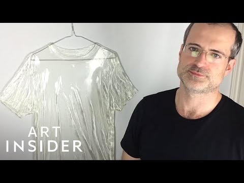 T-Shirts Made Of Glass