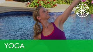 Yoga for Beginners with Chrissy Carter - Strengthen | Yoga | Gaiam