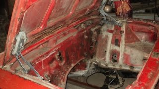 видео Как установить капот Аллигатор на автомобиль ВАЗ 2106?