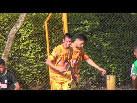 Deportes Misiones: gol de Matías Amaya a El Brete