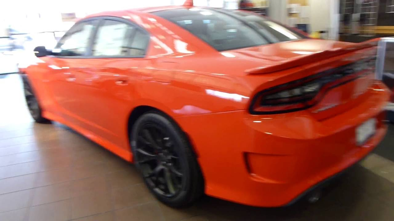 Go Mango Charger >> 2016 Dodge Charger Srt Hellcat In Go Mango In The Showroom 8 7 16 California