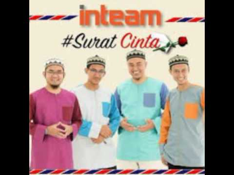 INTEAM   #Surat Cinta Official Lyric Video