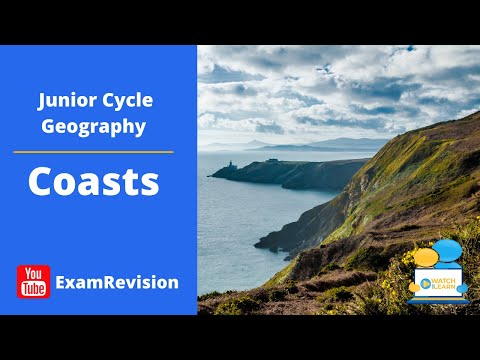 Coastal Erosion - Processes & Cliffs