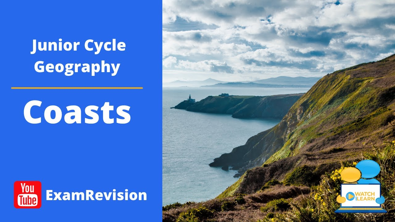 Coastal Erosion - Processes & Cliffs - YouTube