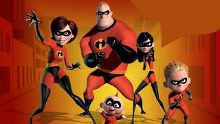 Incredibles_2.  Funny superhero. Clip movie. Film animasi lucu 2018