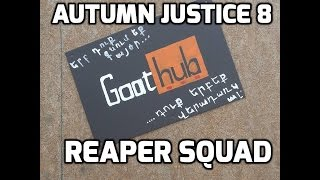 Autumn Justice 8 | 500+ Player STAG-Ops/UBG Airsoft Event! {SRXL Combat Machine}