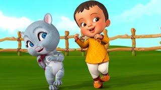 Khoka Jabe Shoshur Badi   Bengali Rhymes for Children   Infobells